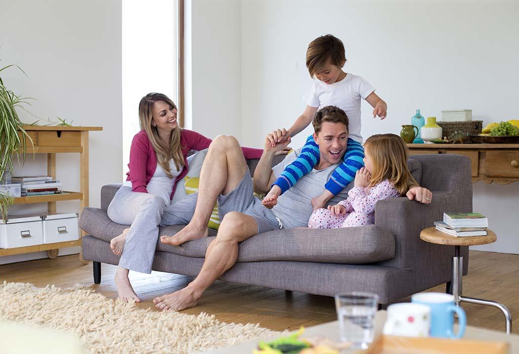 Menciptakan Rumah yang Nyaman dan Aman untuk Si Kecil. Foto: firstcry parenting