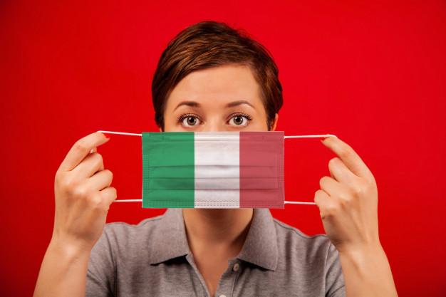 Italia Masih Demam Virus Corona