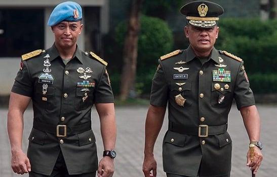 Skenario 5 Jenderal Top Maju Pilpres 2024 Bikin Gempar Dunia (Foto: Instagram/gatot nurmantyo)