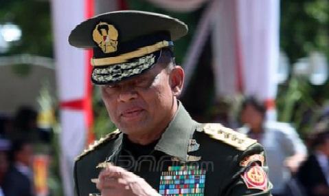 Gatot Nurmantyo Beber Mafia Alutsista: Saya Dipanggil Presiden (Foto: dok JPNN.com/GenPI.co)