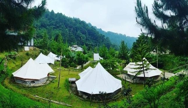 3 Lokasi Glamping Terbaik di Bogor, Bikin Tak Mau Pulang