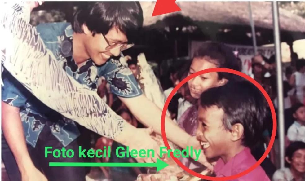 Glenn Fredly Kecil Imut Banget, Kak Seto Sampai Senyum