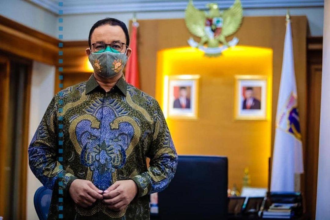 Gubernur DKI Jakarta, Anies Baswedan (Instagram/@aniesbaswedan)