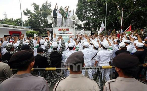 Survei Tolak Pembubaran FPI Bikin Kaget, Pendukung Anies Solid (Foto: dok JPNN.com/GenPI.co)