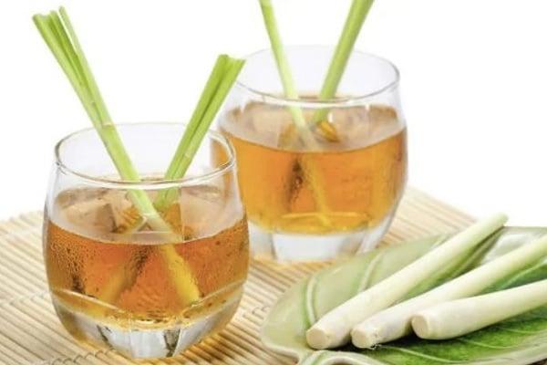 Minuman Segar Buka Puasa, Teh Serai Campur Lemon Khasiatnya Ajaib