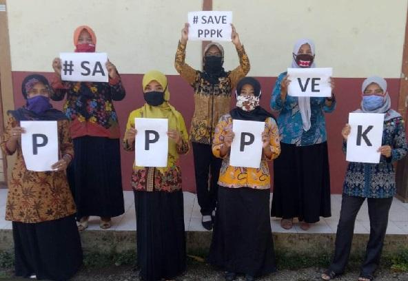 PPPK Andai Menerima NIP, Besok Bisa Pensiun atau Meninggal Dunia (Foto: doc JPNN)