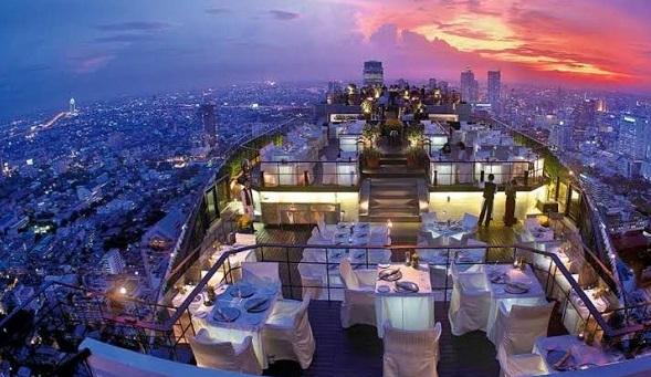 Dinner di 5 Restoran Rooftop, Bikin Pasangan Langsung Lumer (Foto: skye-tips wahana murah)