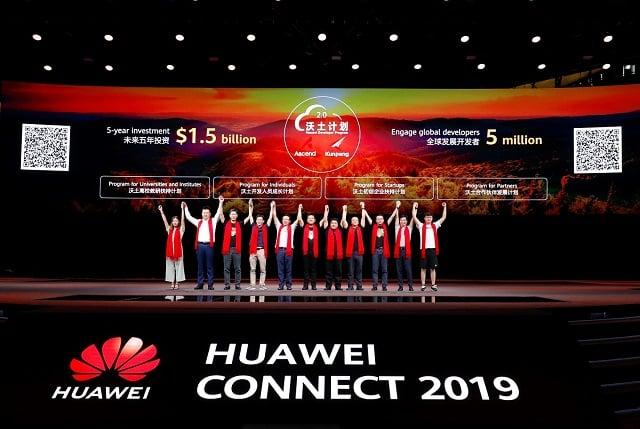 Dalam Huawei COnnect 2019, perusahaan mengumumkan membangun ekosistem data, (Foto: huawei.com)