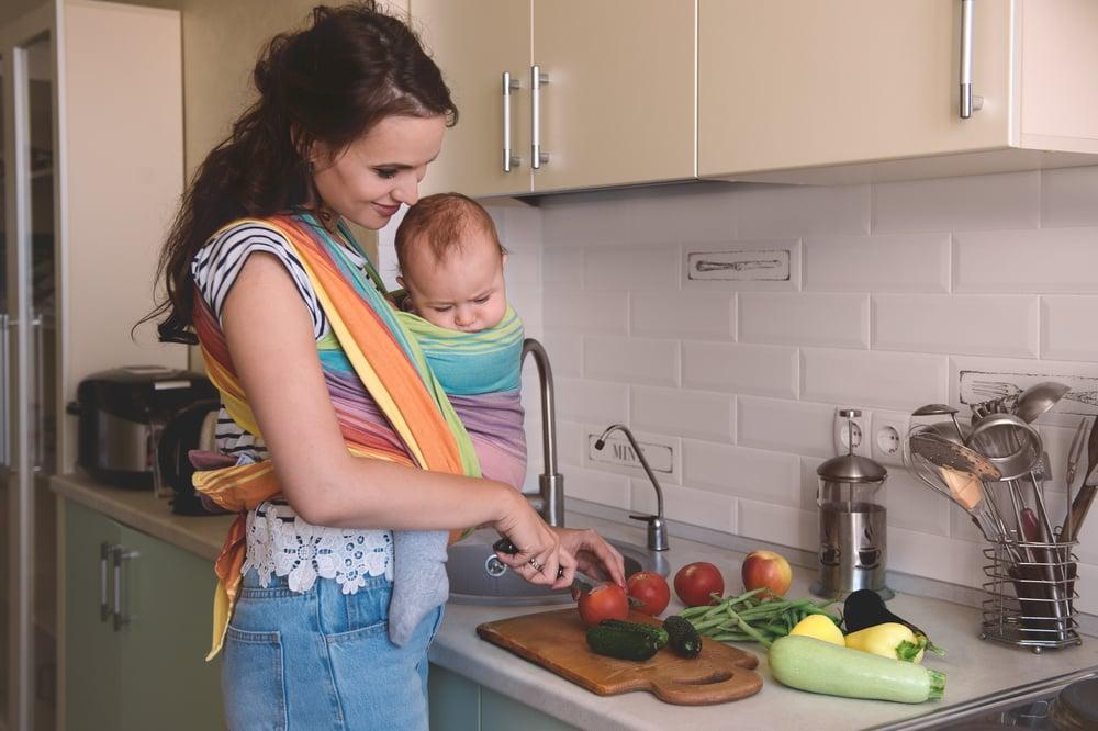 Makanan sehat untuk kesehatan ibu menyusui. Foto: Hellosehat