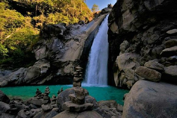 Air Terjun Mangku Sakti (Foto: berwisata YOOK)