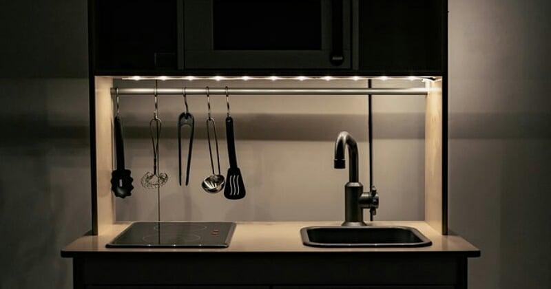Kelebihan Menggunakan Kitchen Set dari Bahan Aluminium