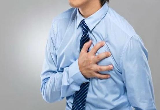 Awas! Kena Serangan Jantung, Lakukan Kebiasaan Ini...