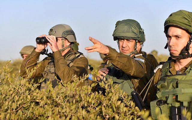 Panglima Militer Israel Teriak Perang, Iran Pilih Santuy