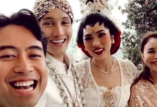 Resmi Jadi Suami Istri, Nih Penampakan Isyana di Samping Rayhan