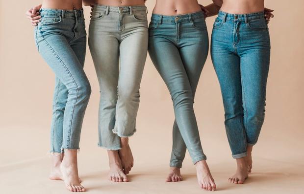 Kamu Harus Tahu 5 Jenis Celana Jeans Ini