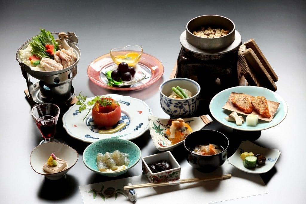 Masakan Jepang. Foto: Go! Go! Nihon