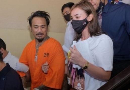 Jerinx SID Bikin Heboh! Begituan di Mobil Tahanan (Foto: ANTARA)