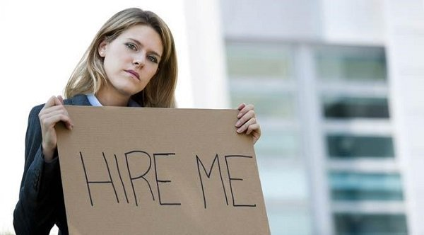 Ilustrasi pencari kerja. Foto: Jobstreet