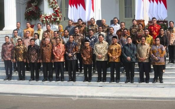 Para Menteri Syok, Pemerintahan Jokowi Gagap Hadapi Covid-19 (Foto: doc JPNN)