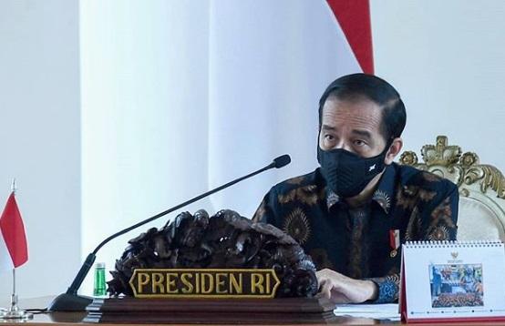 Suara Tegas Jokowi Sangat Mengejutkan: Hati-hati...(Foto: Instagram/jokowi)