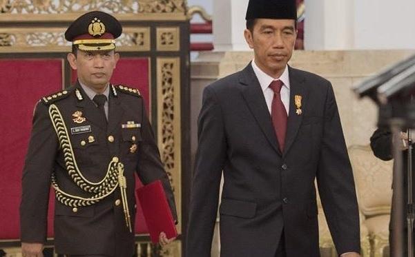 KontraS Bongkar Fakta Calon Kapolri Pilihan Jokowi, Mengejutkan