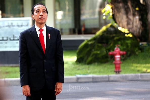 Ngeri! Ternyata Ini 4 Kelompok yang Akan Kudeta Jokowi