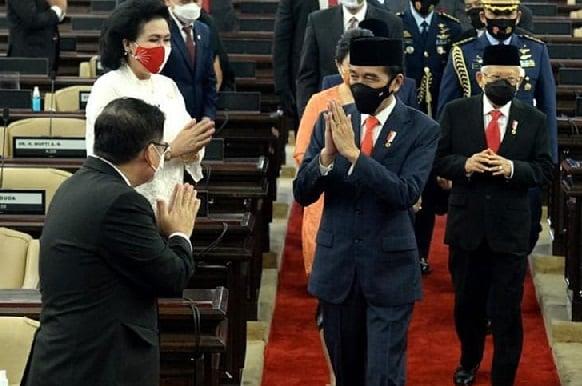 Pakar Hukum Top Bongkar Fakta Mencengangkan, Jokowi Terpojok (Foto: Instagram/jokowi)