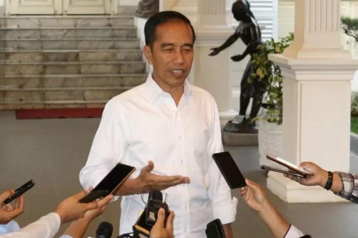 Presiden Joko Widodo. (ANTARA/Bayu Prasetyo)