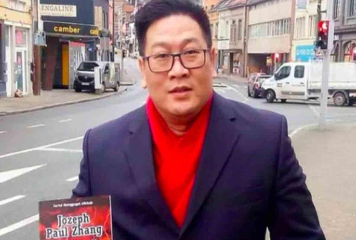 Suara Lantang Jozeph Paul Zhang Bikin Kaget, Seret 2 Tokoh Top (Foto: Twitter/ngopibareng)