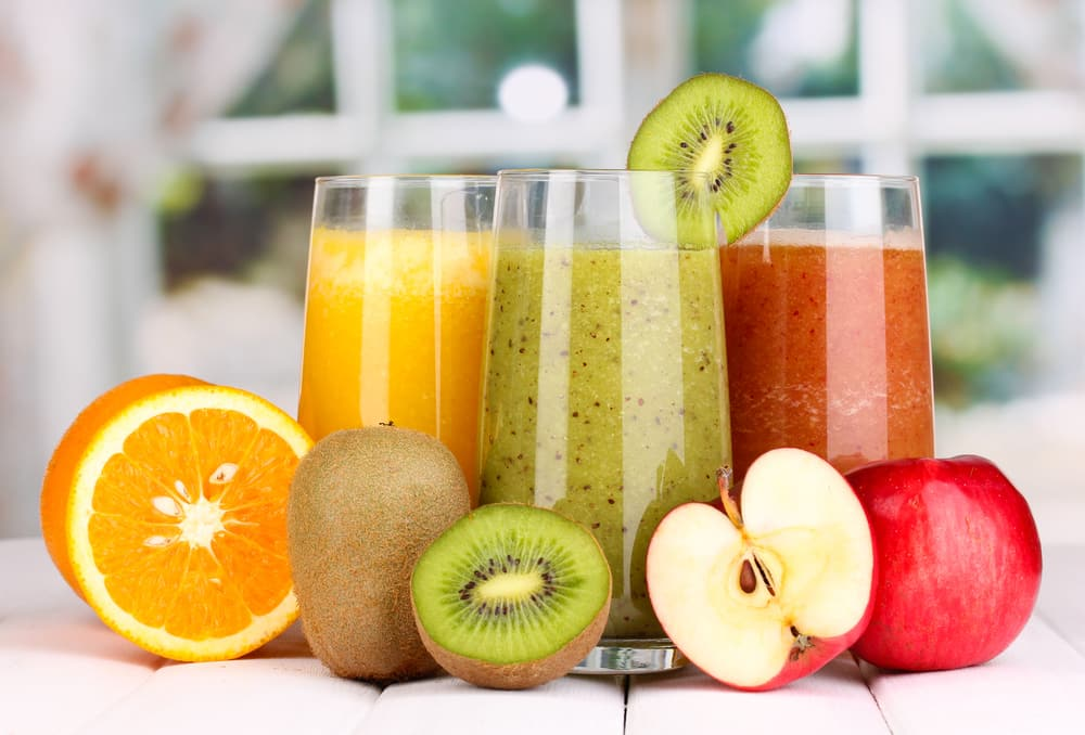 Jus buah. Foto: Shutterstock