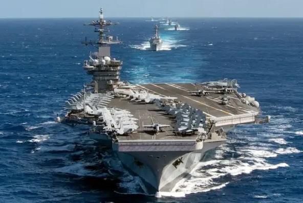 Ini Kekuatan AL China vs Amerika Serikat di Laut China Selatan