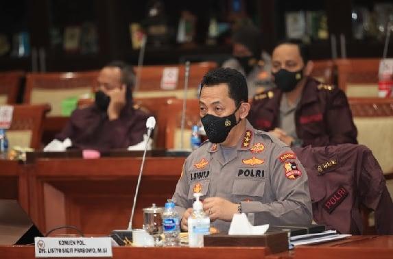 Komjen Listyo Sigit Bakal Bikin Para Jenderal Polisi Gigit Jari