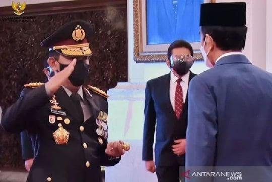 Politikus Top Ini Tantang Kapolri Listyo Sigit, Bikin Jokowi...
