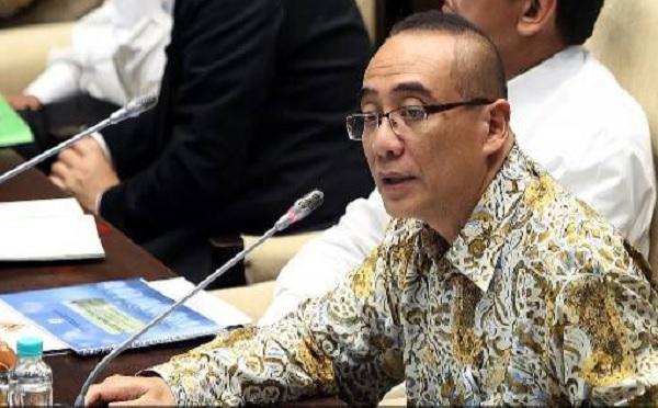 Kepala BKN Bima Haria Wibisana pesimistis penyelesaian masalah honorer K2 bisa tuntas 2023 (Foto: JPNN)
