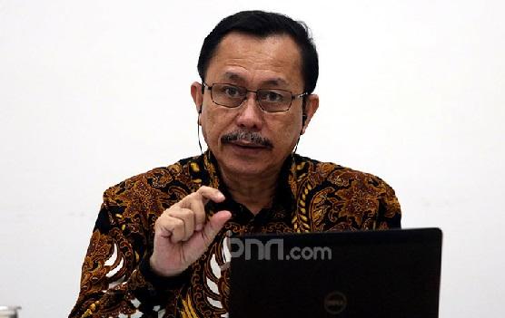 Ketua Komnas HAM Ahmad Taufan Damanik (Foto: JPNN.com/GenPI.co)