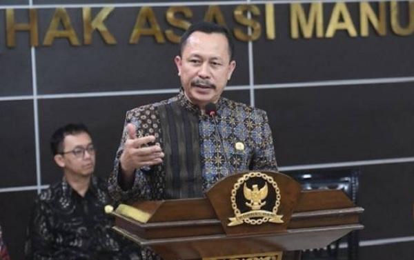 Ketua Komnas HAM Ahmad Taufan Damanik. (Foto: ANTARA/Akbar Nugroho Gumay)