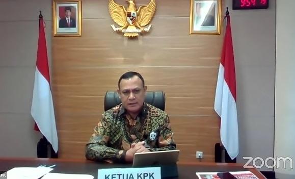 Mendadak 74 Guru Besar Turun Gunung Desak KPK, Bikin Firli Bahuri (Foto: YouTube)