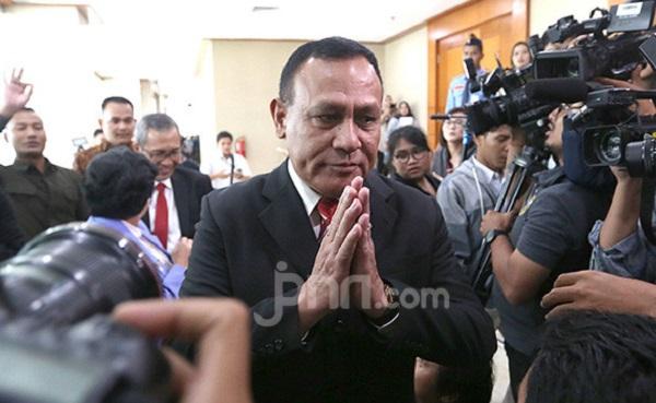 Direktur KPK Blak-blakan Skenario Balasan Firli Bahuri, Terkuak..