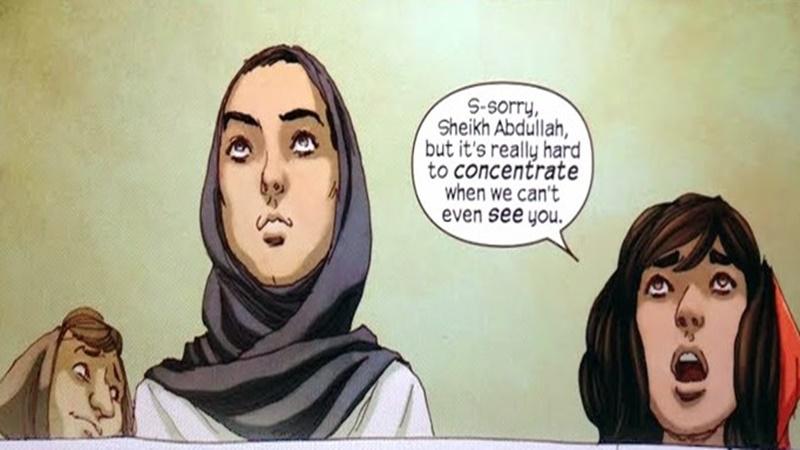 Perkenalkan Superhero Muslim Kamala Khan, Ini Fakta Ms. Marvel!