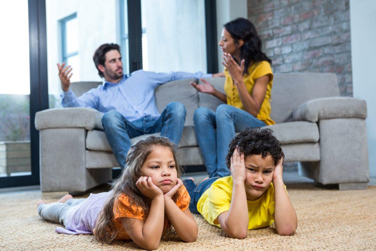 Ilustrasi perceraian orang tua. Foto: Parents