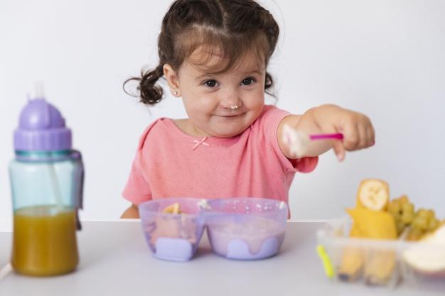 Demi Nutrisi Seimbang, Saatnya Si Kecil Konsumsi Camilan Organik