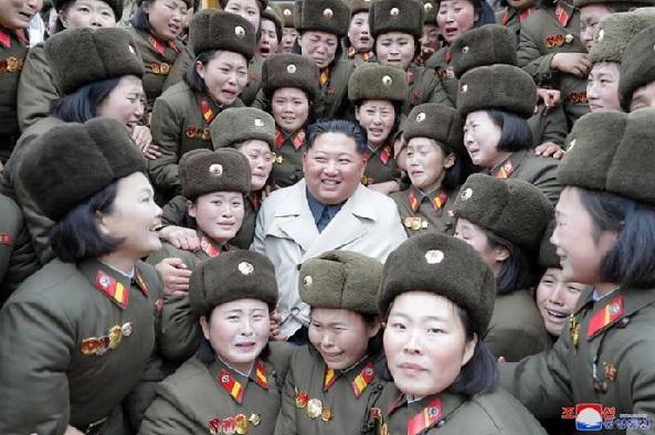 Fakta Perekrutan Para Selir Kim Jong Un Bikin Dag-Dig-Dug - ilustrasi (Foto: KCNA)