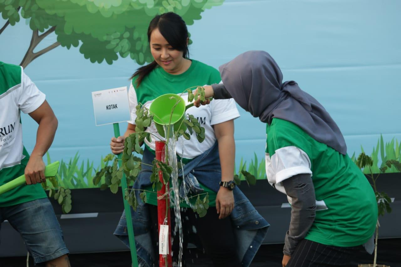 Kabupaten Ngawi Dapuk Band Kotak Sebagai Duta Lingkungan Hidup