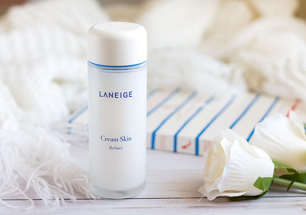 Laneige Cream Skin Refiner: Cara Praktis Dapatkan Kulit Glowing