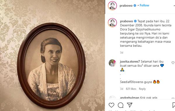 Prabowo-Sandiaga Uno Temu 4 Mata, Latar Lukisan Curi Perhatian