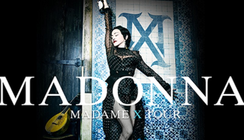 Poster Tur Madame X(sumber : wikipedia )