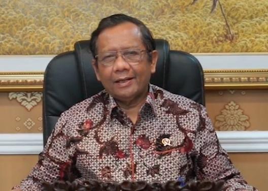 Wow! Mendadak Mahfud MD Bongkar Kelemahan Pemerintahan Jokowi (Foto: Instagram/mohmahfudmd)