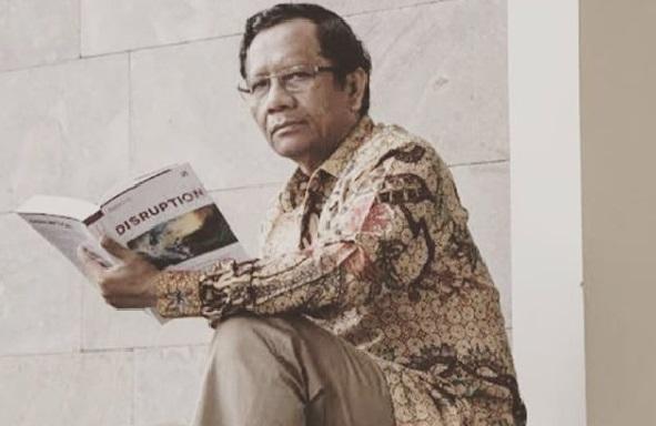 Ngeri! Mahfud MD Bongkar 3 Aliran Akan Ganti Ideologi Negara (Foto: Instagram/mahfudmd)