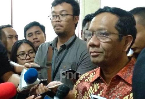 Mendadak Mahfud MD Bongkar Fakta SBY dan Moeldoko, Bikin Kaget (Foto: dok JPNN.com/GenPI.co)