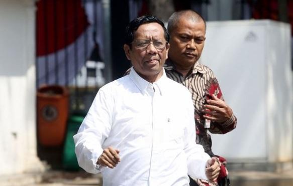 Pernyataan Mahfud MD Bikin Kaget, Suruh Said Didu Belajar Lagi (Foto: dok JPNN.com/GenPI.co)